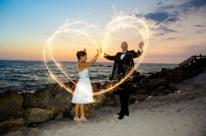 Sarasota Beach Wedding elopement